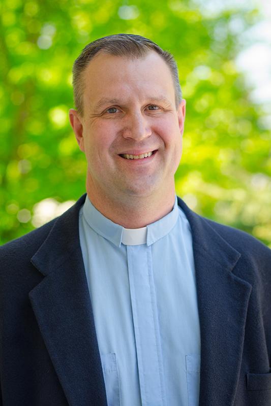 Chaplain Arlen Solem